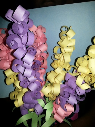 Finished Hyacinth